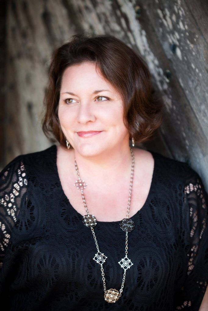 author Chrissy Lessey headshot
