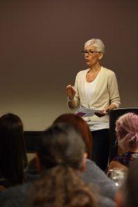 Cristen Iris speaker