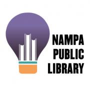 Nampa Public Library logo