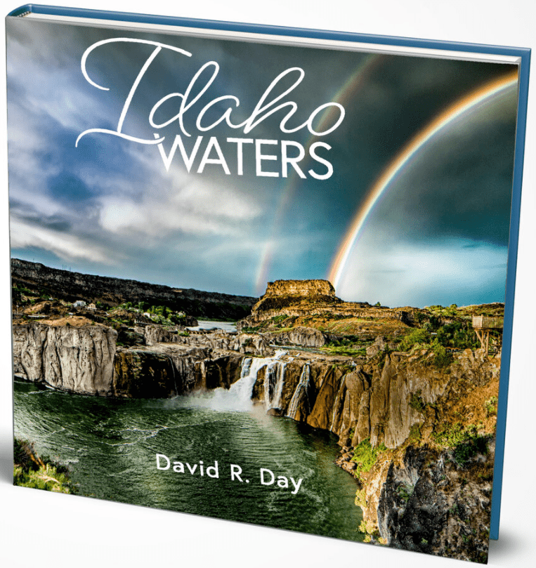 Idaho Waters by professional photographer David R. Daybook cover
